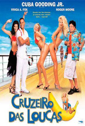 Capa do filme 'Cruzeiro das  Loucas'