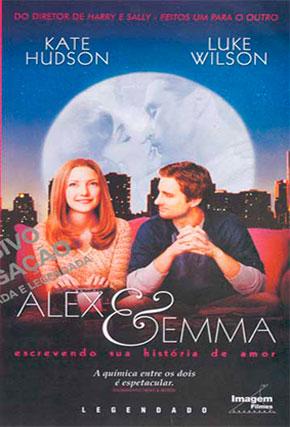 Capa do filme 'Alex e Emma - Escrevendo Sua História de Amor'
