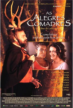 Capa do filme 'As Alegres Comadres'