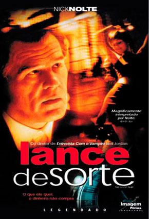 Capa do filme 'Lance de Sorte'