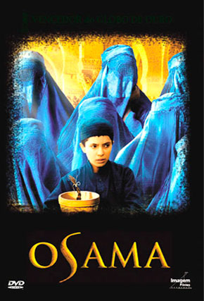 Capa do filme 'Osama'