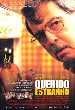 Capa do filme 'Querido Estranho'
