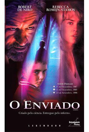 Capa do filme 'O Enviado'