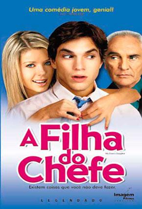 Capa do filme 'A Filha do Chefe'