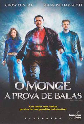 Capa do filme 'O Monge à Prova de Balas'