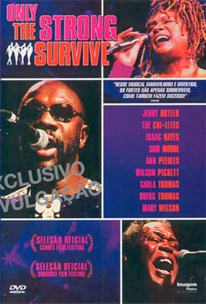 Capa do filme 'Only the Strong Survive'