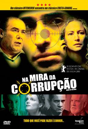 Capa do filme 'Na Mira da Corrupção'