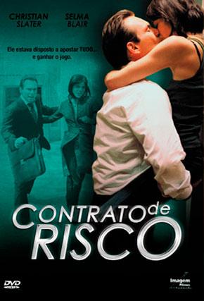 Capa do filme 'Contrato de Risco.'
