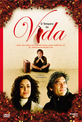 Capa do filme 'O Tempero da Vida'
