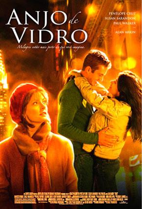 Capa do filme 'Anjo de Vidro'