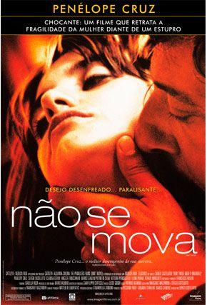 Capa do filme 'Não Se Mova'