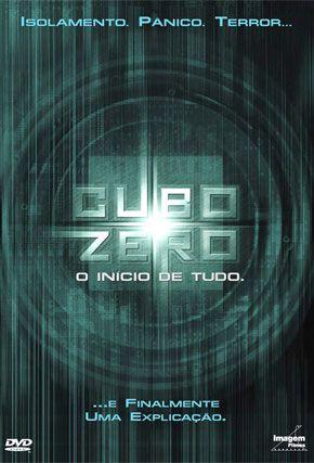 Capa do filme 'Cubo Zero'