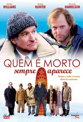 Capa do filme 'Quem é Morto Sempre Aparece'