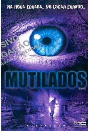 Capa do filme 'Mutilados'