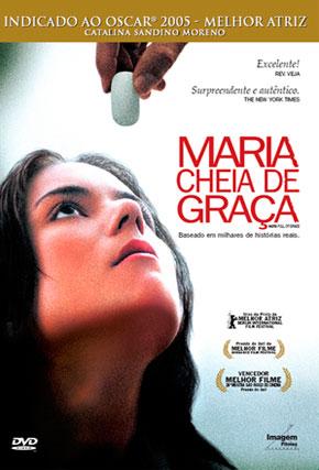 Capa do filme 'Maria Cheia de Graça'