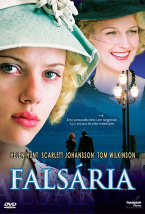 Capa do filme 'Falsária'