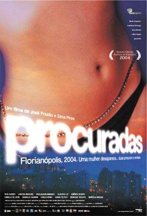 Capa do filme 'Procuradas'