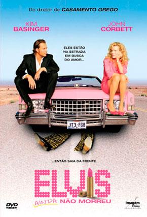 Capa do filme 'Elvis Ainda Não Morreu'