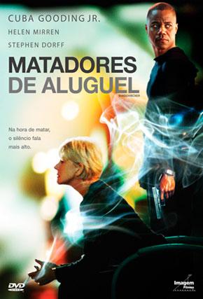 Capa do filme 'Matadores de Aluguel'