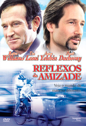 Capa do filme 'Reflexos da Amizade'