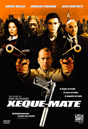 Capa do filme 'Xeque-Mate'