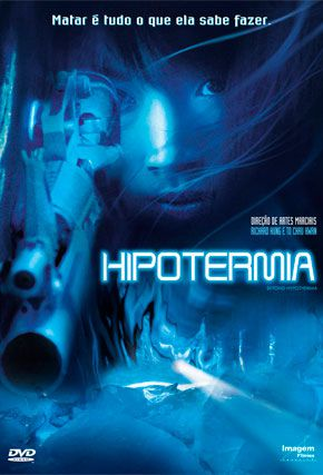 Capa do filme 'Hipotermia'