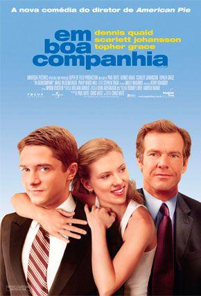 Capa do filme 'Em Boa Companhia'