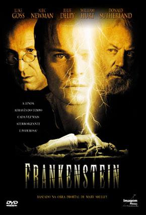 Capa do filme 'Frankenstein'