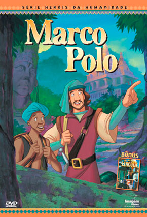 Capa do filme 'Marco Polo'