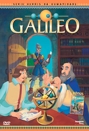 Capa do filme 'Galileo'