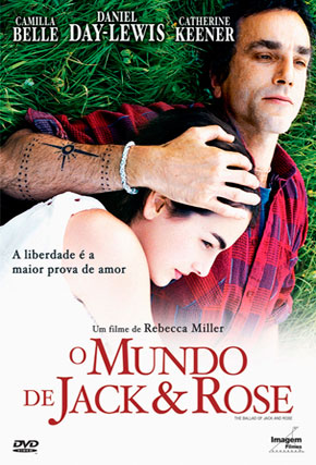 Capa do filme 'O Mundo de Jack e Rose'