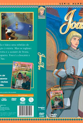 Capa do filme 'Joana D'Arc'