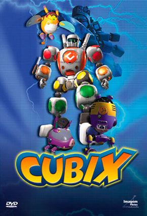 Capa do filme 'Cubix'