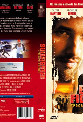 Capa do filme 'Bullfighter Apocalipse no Texas'