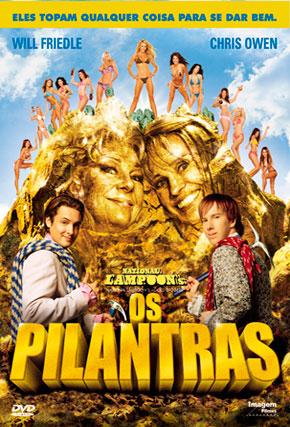Capa do filme 'Os Pilantras'