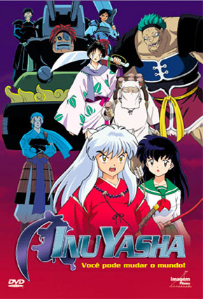 Capa do filme 'Inuyasha'