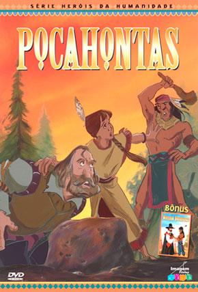 Capa do filme 'Pocahontas'