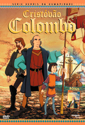 Capa do filme 'Cristóvão Colombo'