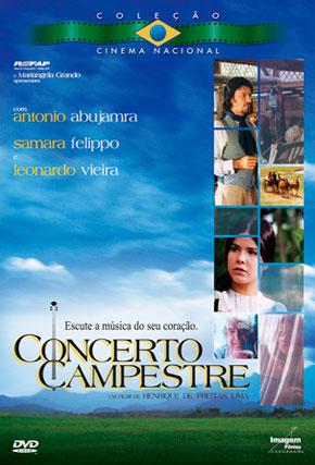 Capa do filme 'Concerto Campestre'