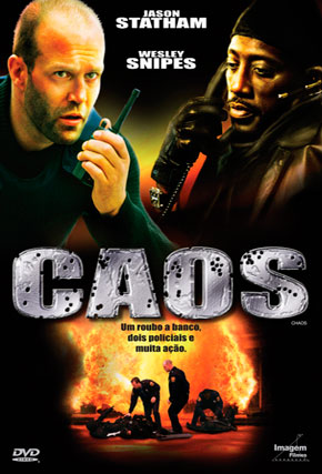 Capa do filme 'Caos'