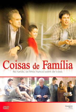 Capa do filme 'Coisas de Família'