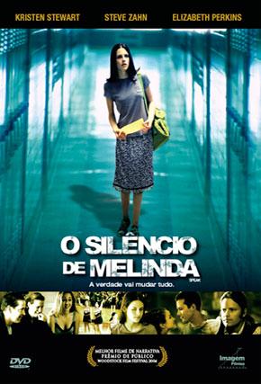Capa do filme 'O Silêncio de Melinda'