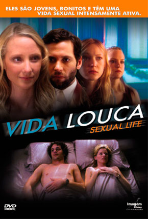 Capa do filme 'Vida Louca - Sexual Life'