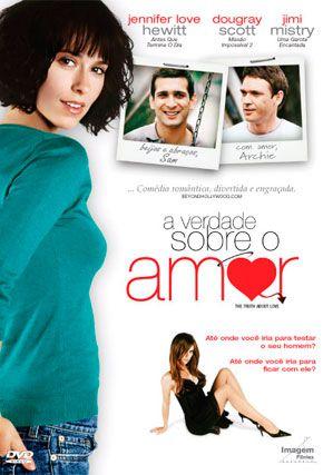 Capa do filme 'A Verdade sobre o Amor'