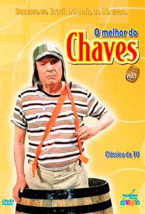 Capa do filme 'O Melhor de Chaves'