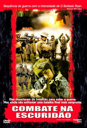 Capa do filme 'Combate na Escuridão'