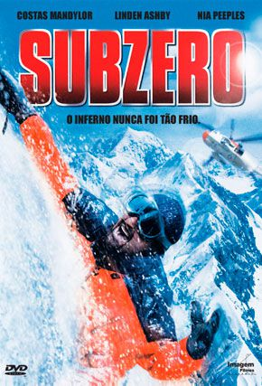Capa do filme 'Sub Zero'