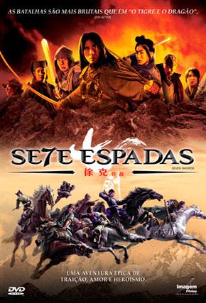 Capa do filme 'Sete Espadas'