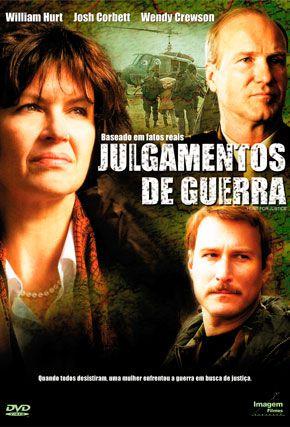 Capa do filme 'Julgamentos de Guerra'