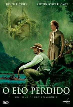 Capa do filme 'O Elo Perdido'
